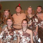 Cavemen Group Halloween Costumes