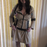 Ghostbuster Plus Size Woman Costume
