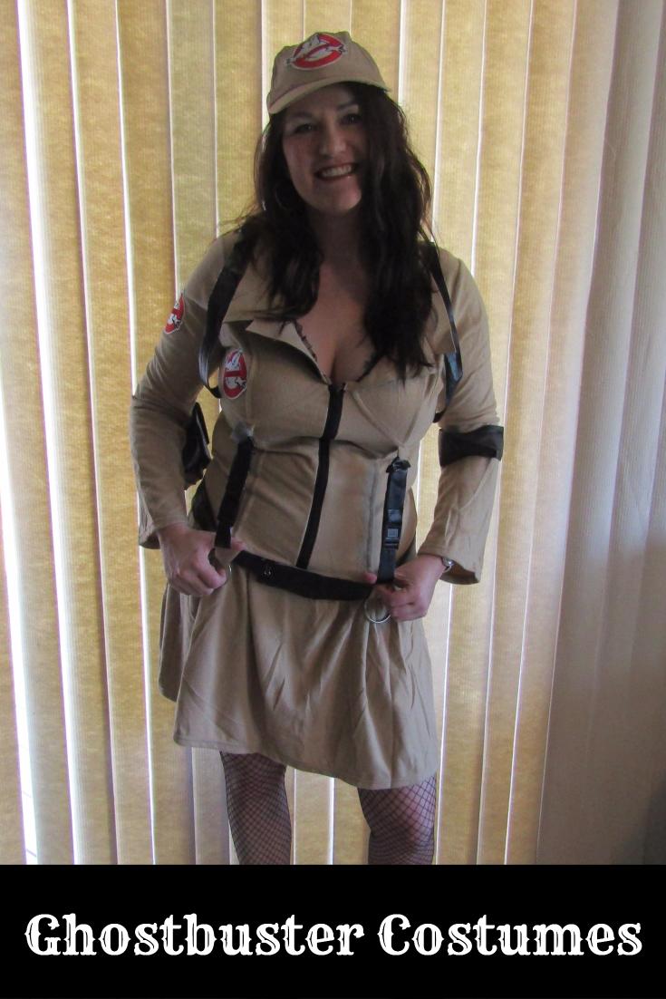 Dame Ghostbusters Kostume Plus Størrelse