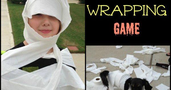 Fast Halloween Mummy Game
