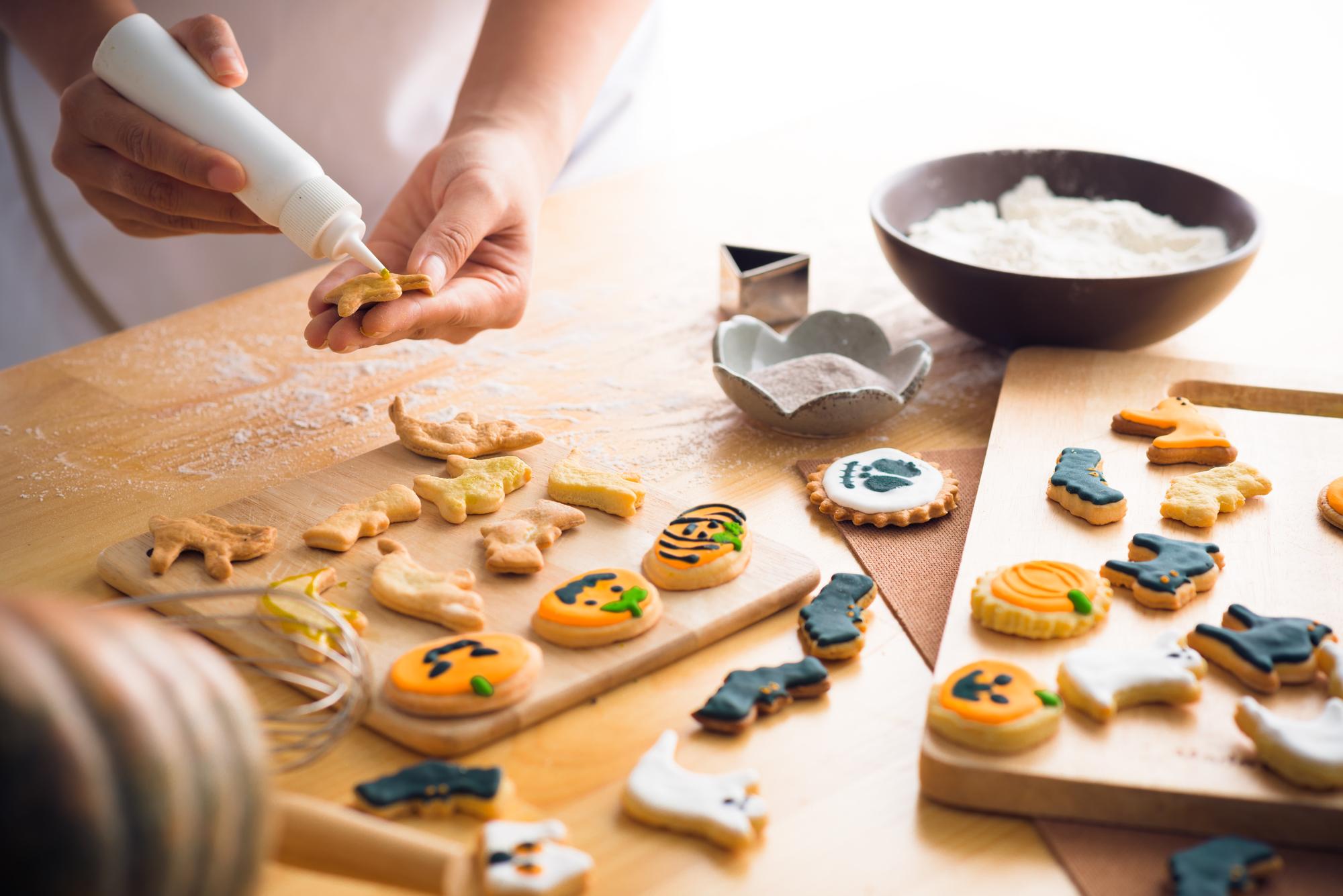 Halloween Sugar Cookies Recipe