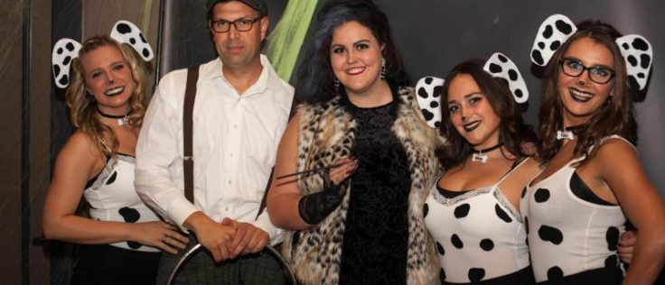 101 Dalmatians Group Costume Idea
