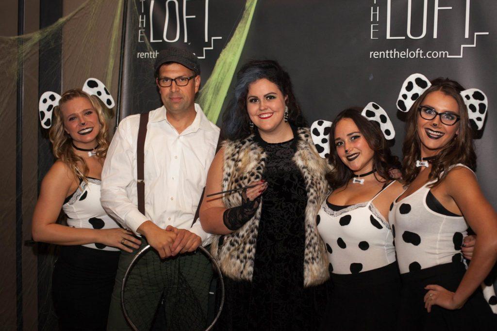 101 Dalmations Group Costume Idea