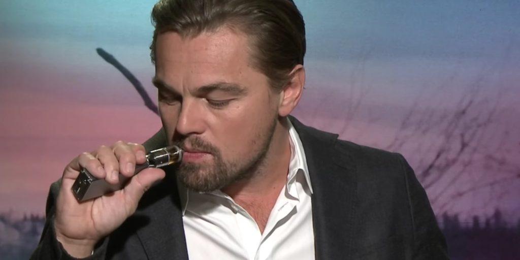 Leonardo DiCaprio's vape pen