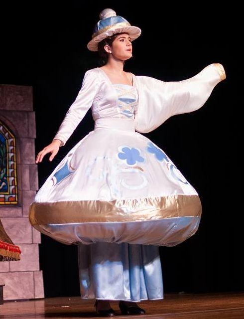 Teapot Costume