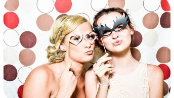 Costume Party Photo Booth