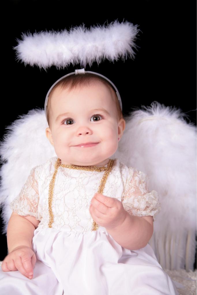 Angel Toddler Halloween Costume