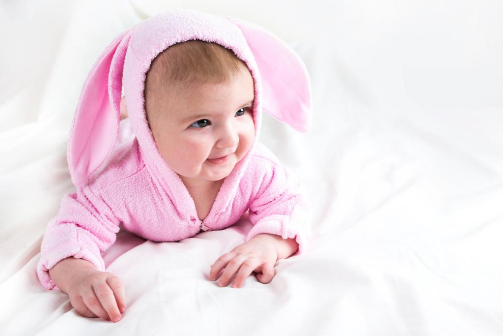 Bunny Rabbit Infant Halloween Costume