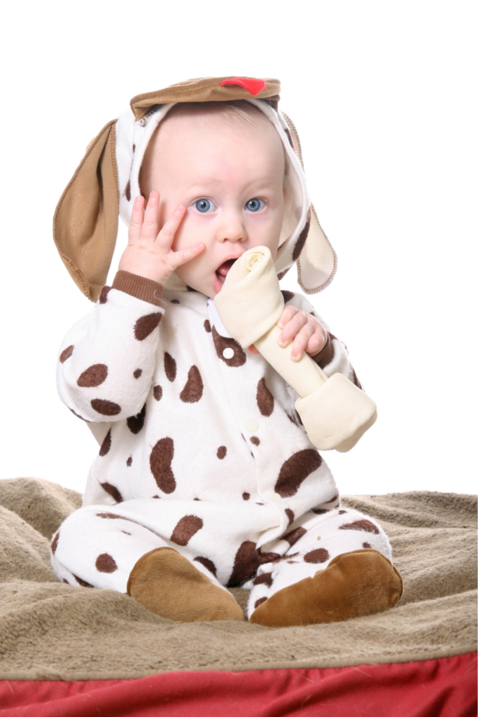 Puppy Dog Baby Halloween Costume