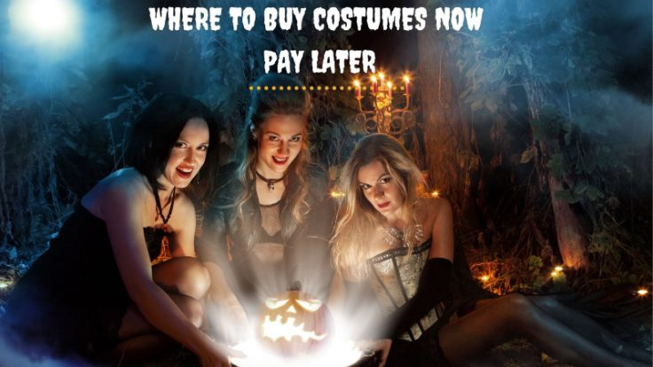 Buy Now Pay Later Halloween Costumes