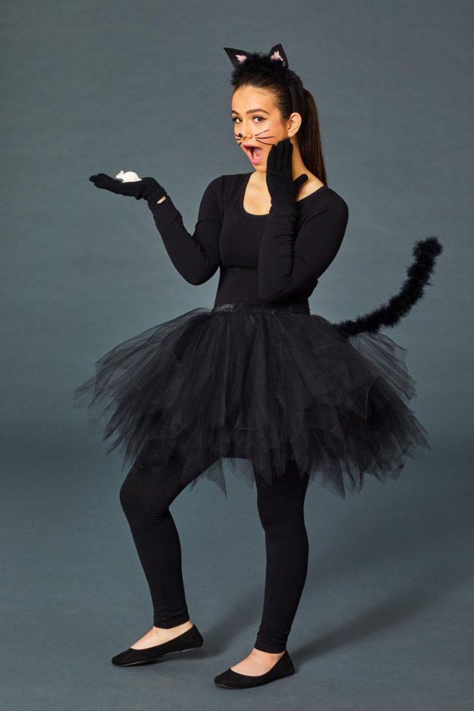 Best for Teens: Cat Halloween Costume