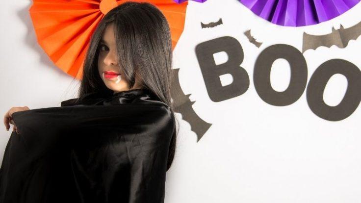 easy halloween costume no sew