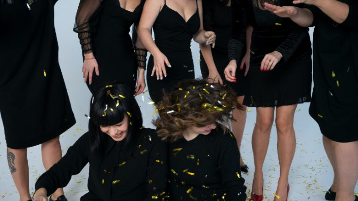 Black Dress Halloween Costume