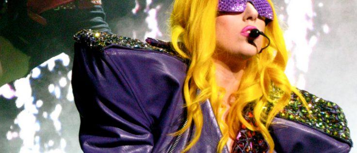 Lady Gaga Costume