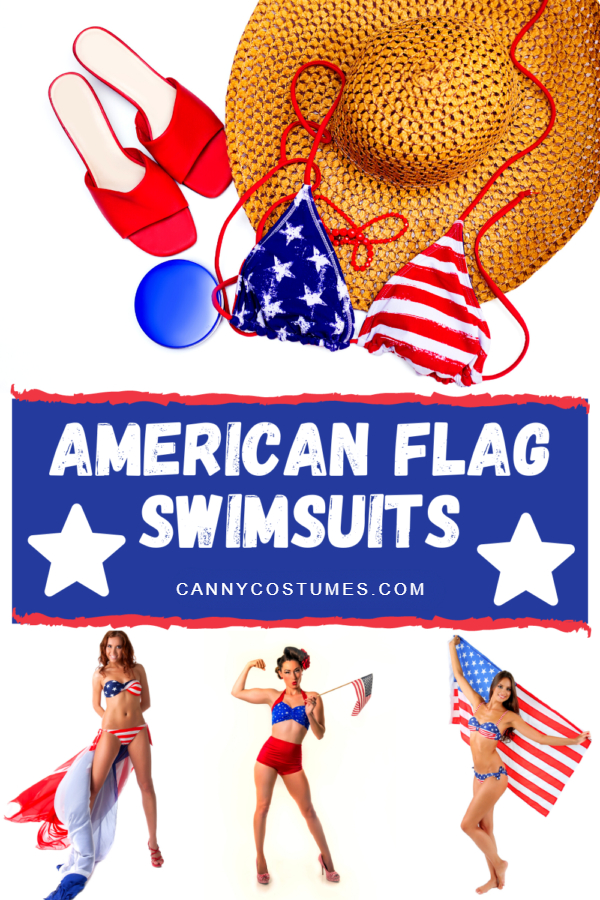 American-Flag-Swimsuits